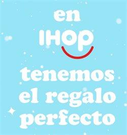 Ofertas de Restaurantes en el catálogo de Ihop en Iztacalco ( Más de un mes )