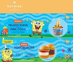 Ofertas de Restaurantes en el catálogo de Nutrisa ( Más de un mes)