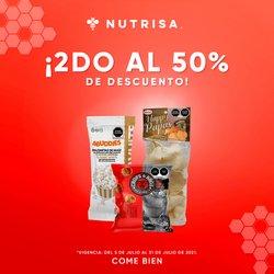 Ofertas de Restaurantes en el catálogo de Nutrisa ( Vence hoy)