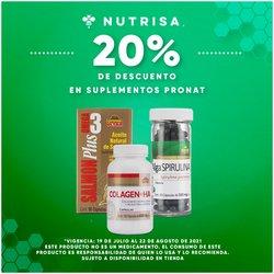 Ofertas de Nutrisa en el catálogo de Nutrisa ( Publicado hoy)