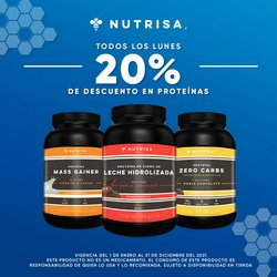 Ofertas de Restaurantes en el catálogo de Nutrisa ( 8 días más)