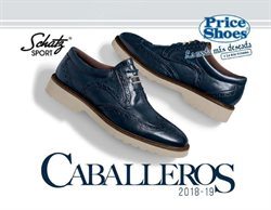 Ofertas de Price Shoes  en el folleto de Querétaro (Querétaro)