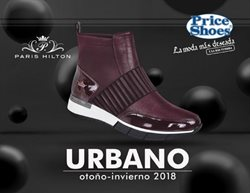 Ofertas de Price Shoes  en el folleto de Iztacalco
