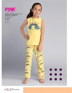 Ofertas de Pijama  en el folleto de Price Shoes en Ecatepec