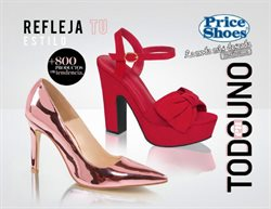 Ofertas de Price Shoes  en el folleto de Veracruz