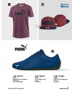 Ofertas de Playera hombre  en el folleto de Price Shoes en Ecatepec
