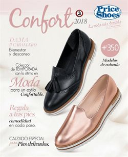 Ofertas de Price Shoes  en el folleto de Azcapotzalco