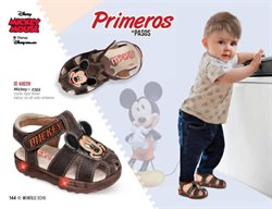 Ofertas de Mickey Mouse  en el folleto de Price Shoes en Ciudad de México