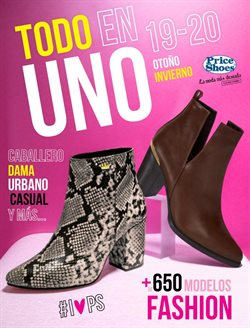 Ofertas de Price Shoes  en el folleto de Huixquilucan de Degollado