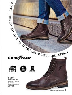 Ofertas de Goodyear en Price Shoes