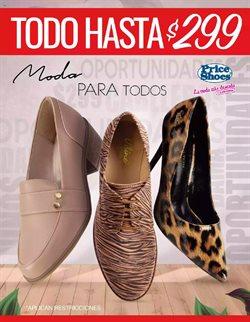 Catálogo Price Shoes en Mérida ( Más de un mes )
