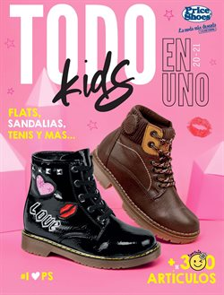 Catálogo Price Shoes en Victoria de Durango ( 8 días más )