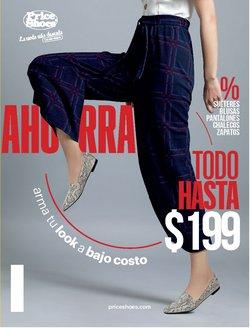 Ofertas de Ropa, Zapatos y Accesorios en el catálogo de Price Shoes en Los Mochis ( Más de un mes )