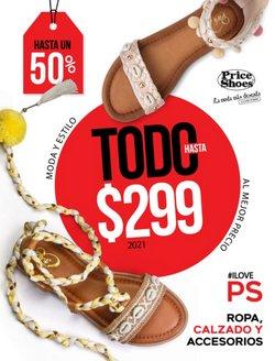 Catálogo Price Shoes ( Más de un mes)