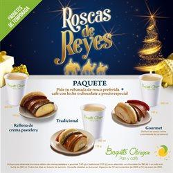 Ofertas de Restaurantes en el catálogo de Bisquets Obregón en Iztacalco ( Más de un mes )