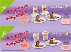 Ofertas de Restaurantes en el catálogo de Bisquets Obregón en Ciudad de México ( Publicado ayer )