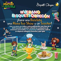 Catálogo Bisquets Obregón ( Publicado hoy)