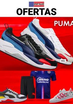 Ofertas de Puma en el catálogo de Sport Palace ( Publicado hoy)