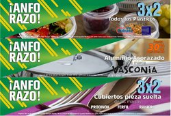 Ofertas de Tiendas Departamentales en el catálogo de Almacenes Anfora ( Vence mañana)
