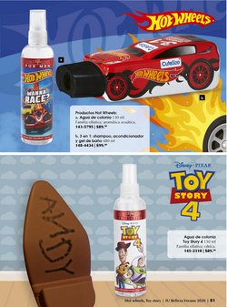 Ofertas de Hot Wheels en Andrea