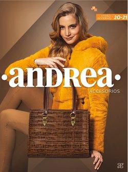 Catálogo Andrea en Fresnillo ( 4 días más )