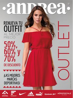 Ofertas de Ropa, Zapatos y Accesorios en el catálogo de Andrea en General Escobedo ( Más de un mes )