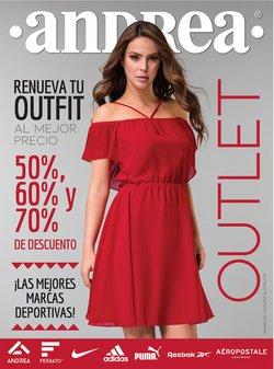 Ofertas de Ropa, Zapatos y Accesorios en el catálogo de Andrea en Heróica Guaymas ( Más de un mes )