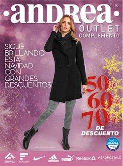 Ofertas de Ropa, Zapatos y Accesorios en el catálogo de Andrea en Mazatlán ( 2 días más )
