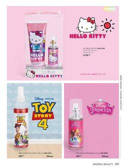 Ofertas de Hello Kitty en el catálogo de Andrea ( Más de un mes)