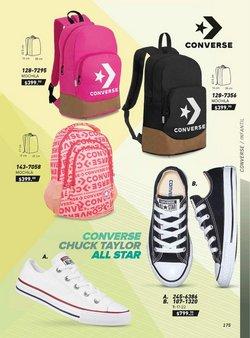 Ofertas de Converse en el catálogo de Andrea ( 21 días más)