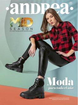 Ofertas de Ropa, Zapatos y Accesorios en el catálogo de Andrea ( 15 días más)