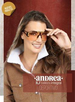 Ofertas de Andrea en el catálogo de Andrea ( 6 días más)