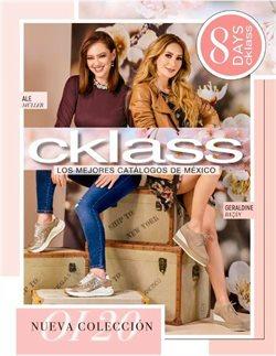Catálogo Cklass ( Más de un mes )