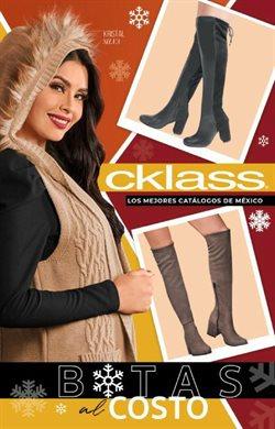 Ofertas de Ropa, Zapatos y Accesorios en el catálogo de Cklass en Gustavo A Madero ( Publicado hoy )