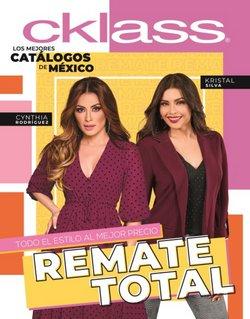 Ofertas de Ropa, Zapatos y Accesorios en el catálogo de Cklass en Monterrey ( 16 días más )