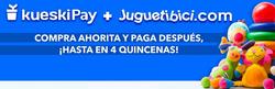 Cupón Juguetibici en Tehuacán ( 2 días publicado )