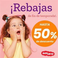 Ofertas de Juguetes y Niños en el catálogo de Baby Creysi en Tlalnepantla ( 8 días más )