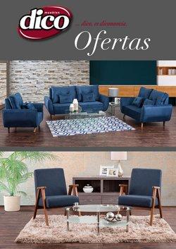 Ofertas de Hogar y Muebles en el catálogo de Muebles Dico en Jardines de la Silla ( Publicado ayer )