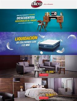 Catálogo Muebles Dico ( Caducado )