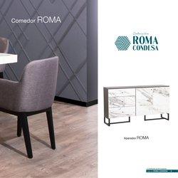 Ofertas de Roma en Muebles Dico
