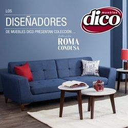 Catálogo Muebles Dico ( 20 días más )