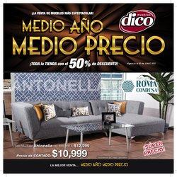 Catálogo Muebles Dico ( Publicado ayer)