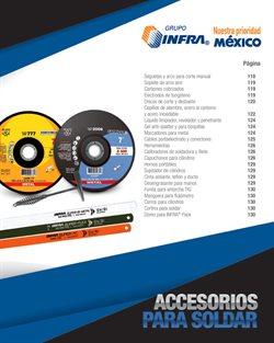 Catálogo Infra en Frontera (COAH) ( Más de un mes )