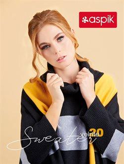 Catálogo Aspik ( 8 días más )