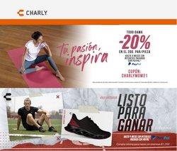 Ofertas de Charly en el catálogo de Charly ( Vencido)