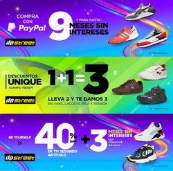 Ofertas de Ropa, Zapatos y Accesorios en el catálogo de Dpstreet en Naucalpan (México) ( Publicado hoy )