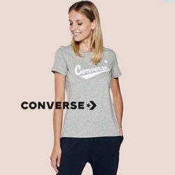 Ofertas de Converse en el catálogo de Converse ( 23 días más)