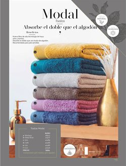 Ofertas de Textiles baño en Vianney