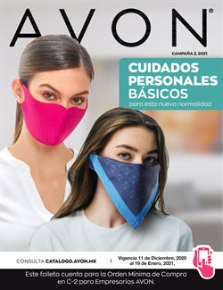 Ofertas de Perfumerías y Belleza en el catálogo de Avon en Zacatecas ( Vence mañana )