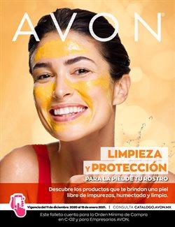 Ofertas de Perfumerías y Belleza en el catálogo de Avon en Heróica Guaymas ( Vence mañana )